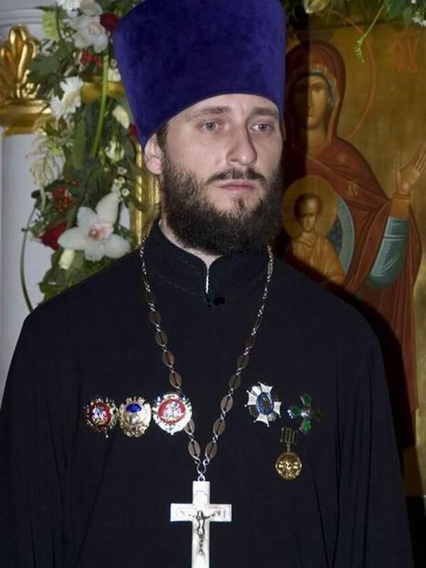 04 Иерей (ныне - протоиерей) Михаил Егоров