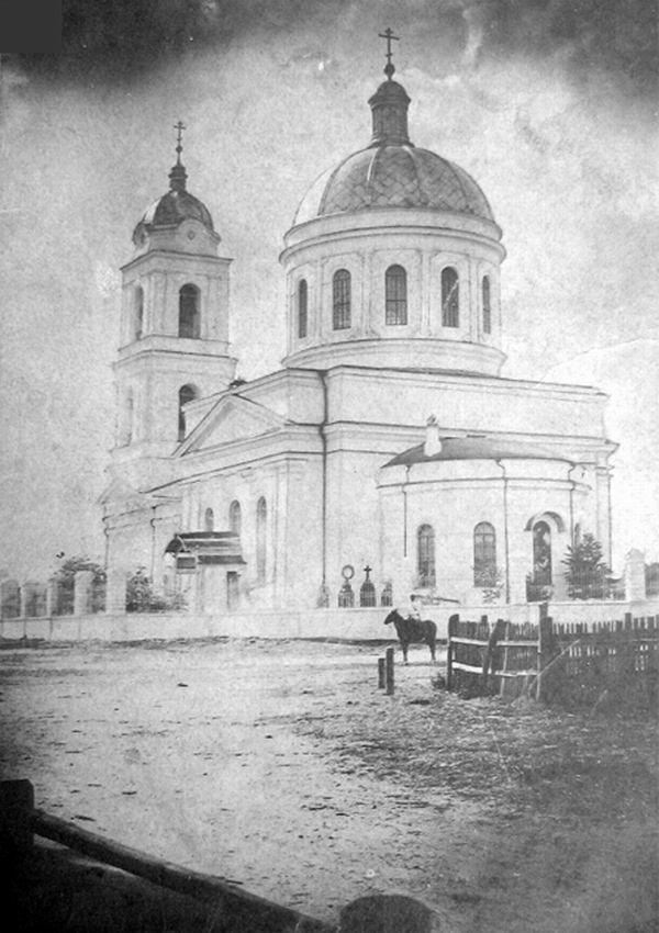 06 Троицкая церковь. Фото начала 20 века