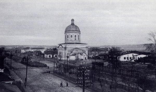 07 Троицкая церковь после взрыва