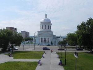 Троицкая церковь сегодня