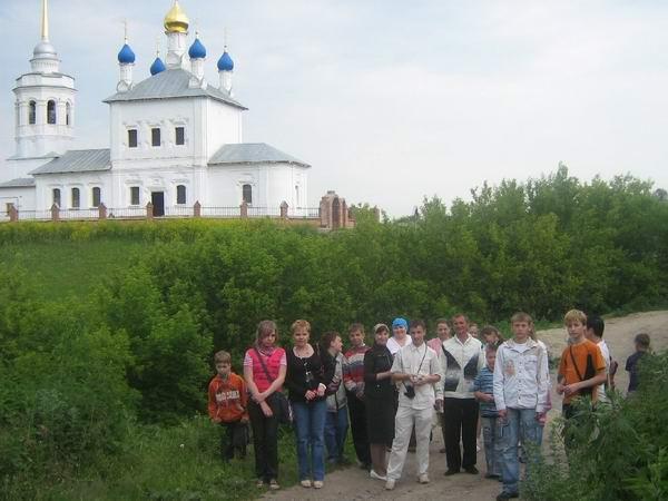 05 Город Епифань. Женский монастырь (2008 год)