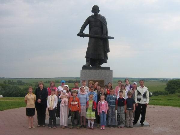 06 Поездка на Куликово поле (2008 год)