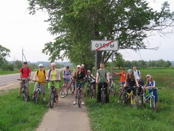 12 Велопоход в Дулебино (2010 год)