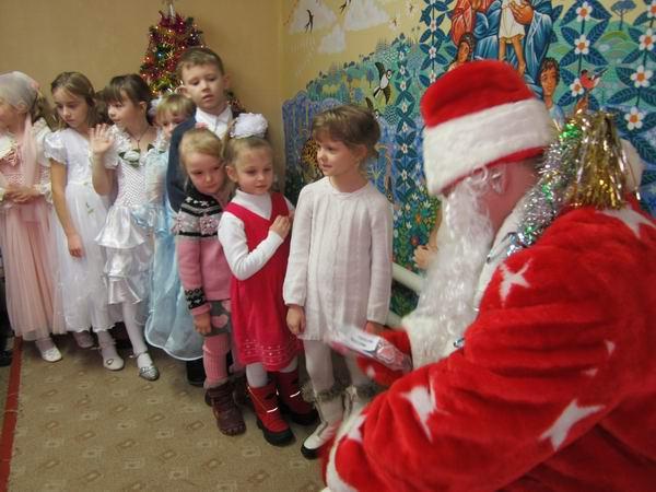 16 Рождество в воскресной школе